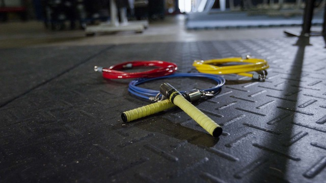 Crossrope jump rope system