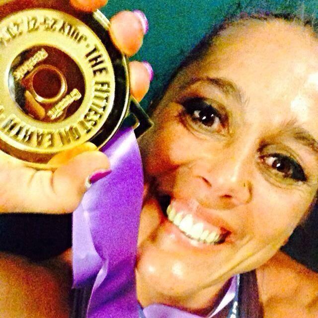 Amanda Allen Games winner