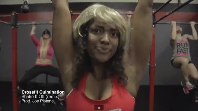 CrossFit parody