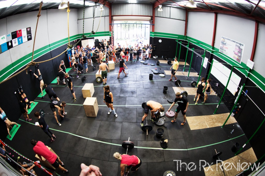 2015 CrossFit Open 1 confidence crossfit gym
