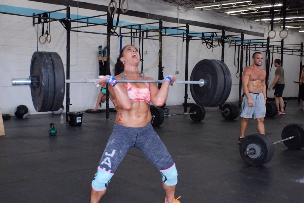Amanda Allen tips advice crossfit open 15.1