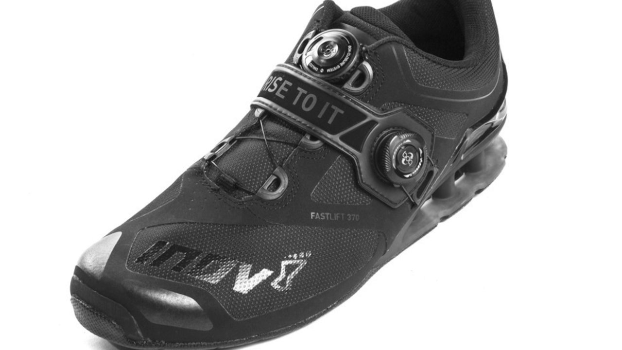 inov-8 370 boa dial weightlifting shoe