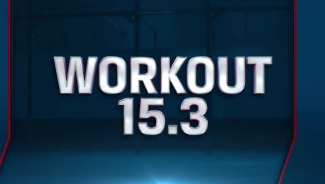 2015 CrossFit Open Workout 15.3 results