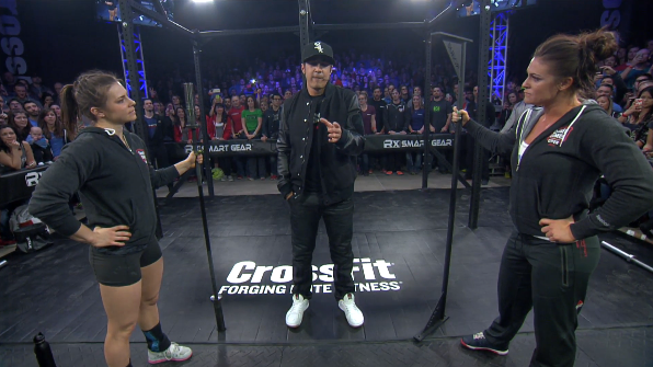 CrossFit 15.3