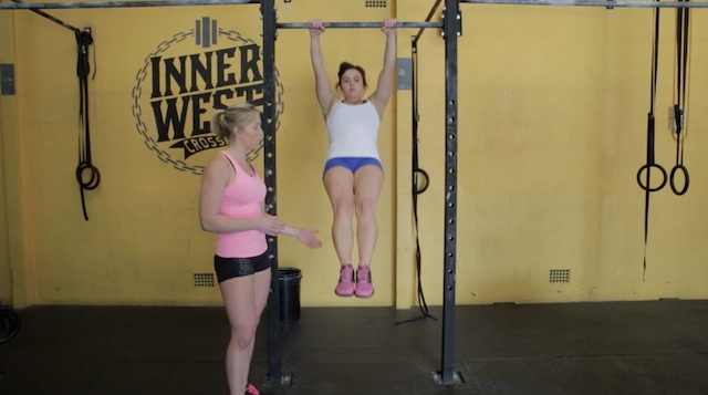 butterfly pull-ups gymnastic tips