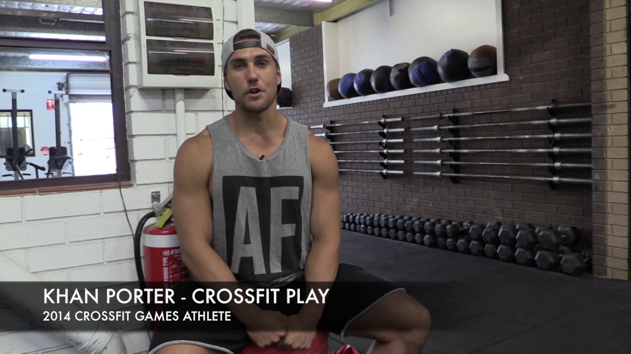Video thumbnail for vimeo video Khan Porter's Tips, Advice & Strategy for Open Workout 15.3