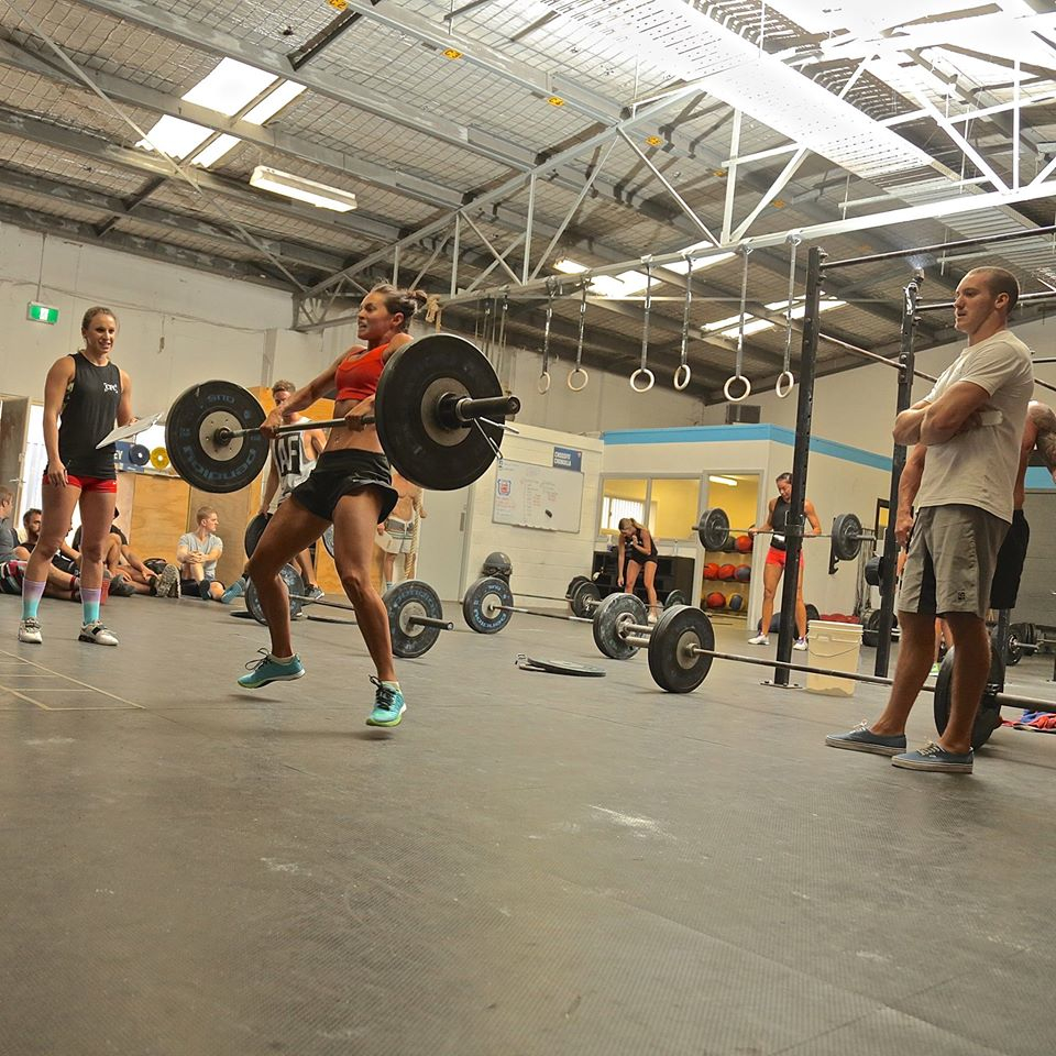 cross-training and crossfit
