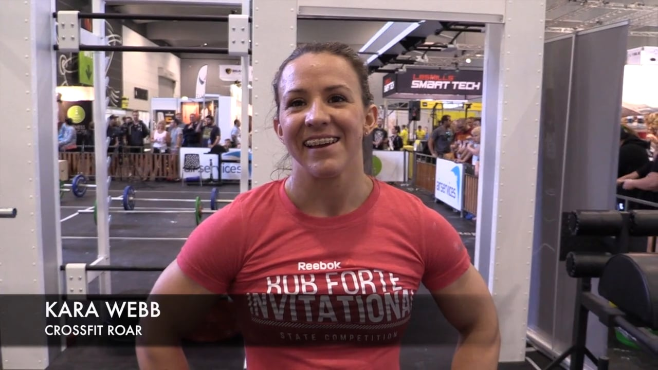Kara Webb Interview