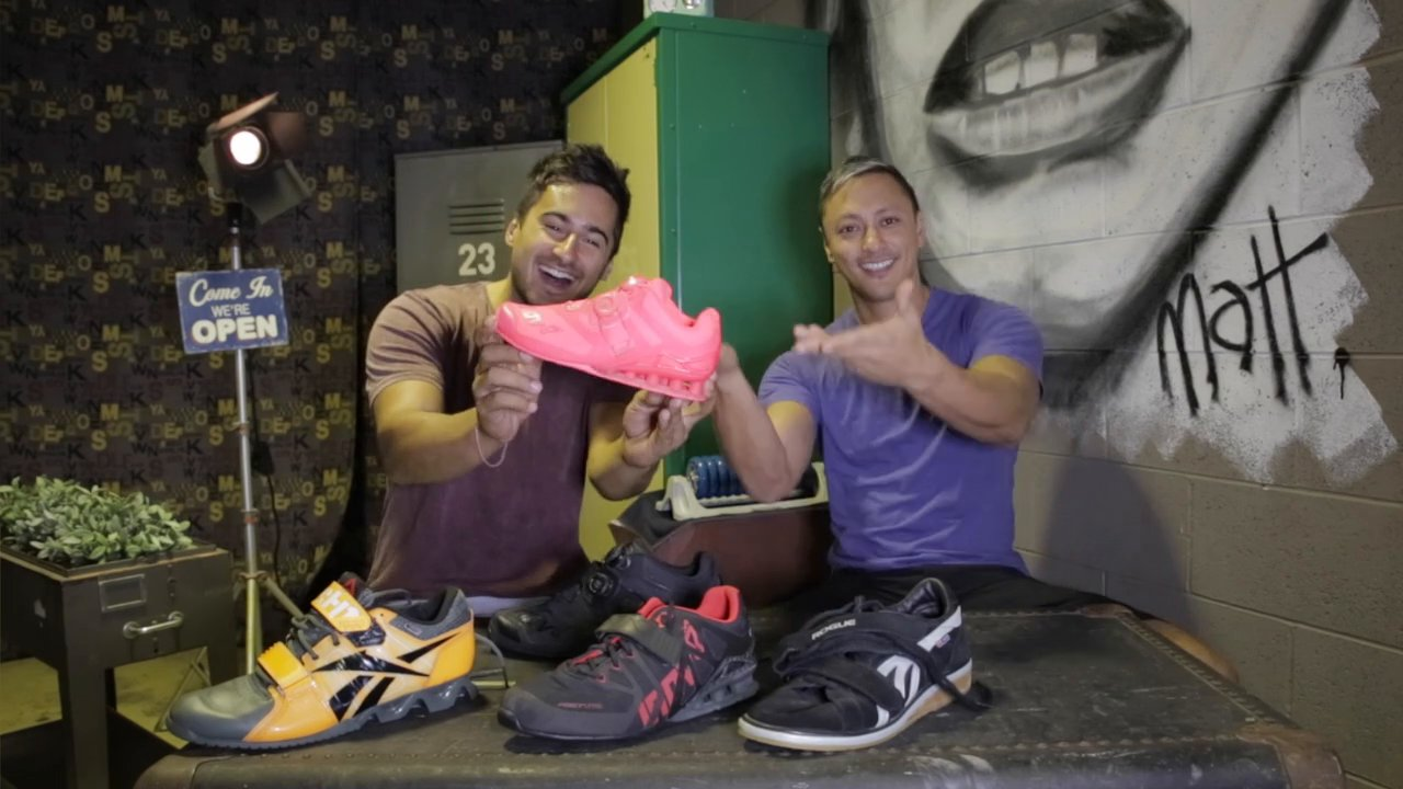 Video thumbnail for vimeo video Review: Inov-8 370 BOA Dial Weightlifting Shoe