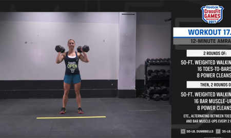 Crossfit Open 17 2 Tips And Strategy Advice