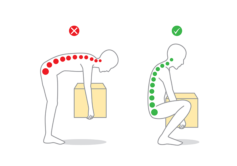 increase strength by changing your posture changing posture