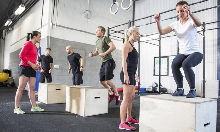 CrossFit beginners