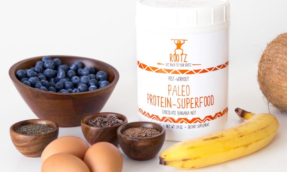 rootz paleo protein superfood
