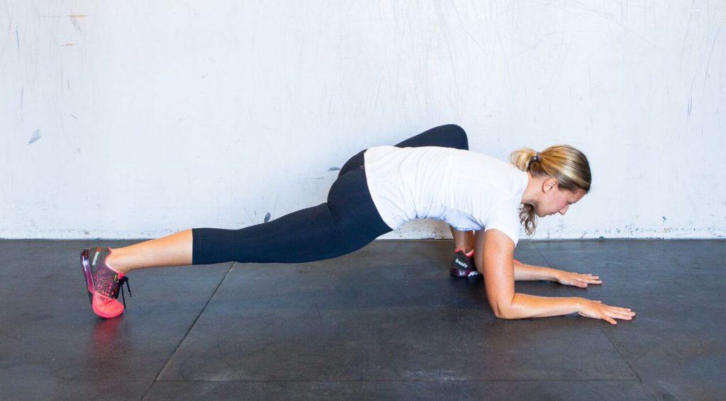 lizard yoga pose 2