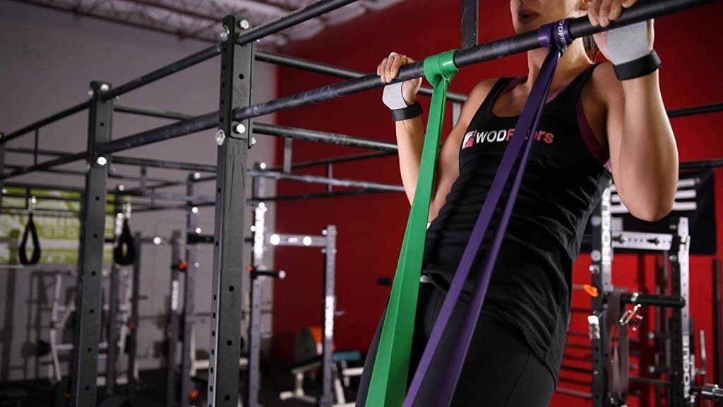 resistance bands crossfit