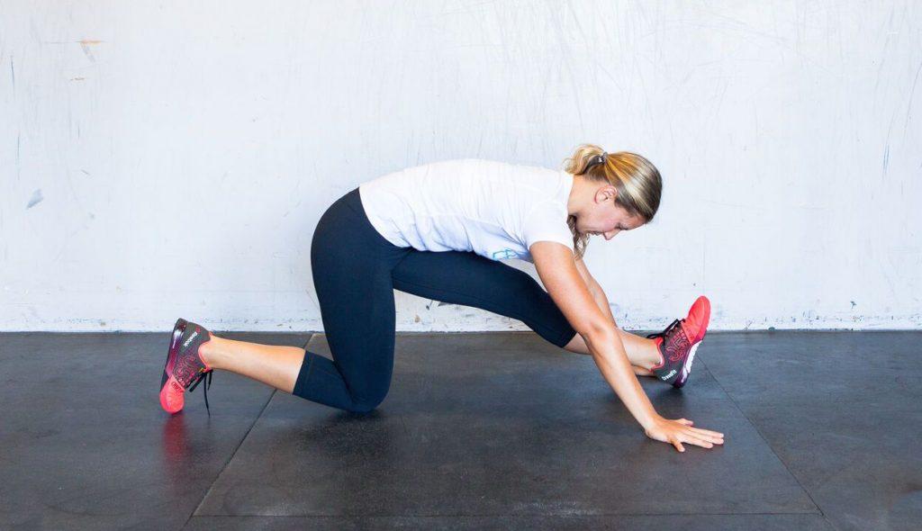 half split yoga pose 1 4