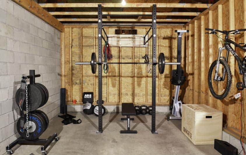 functional fitness home gym