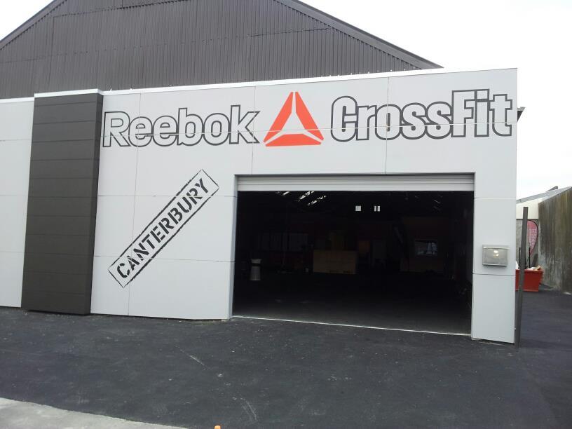 Reebok CrossFit New Zealand