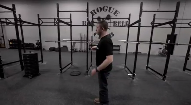 Rogue Fitness HQ Gym