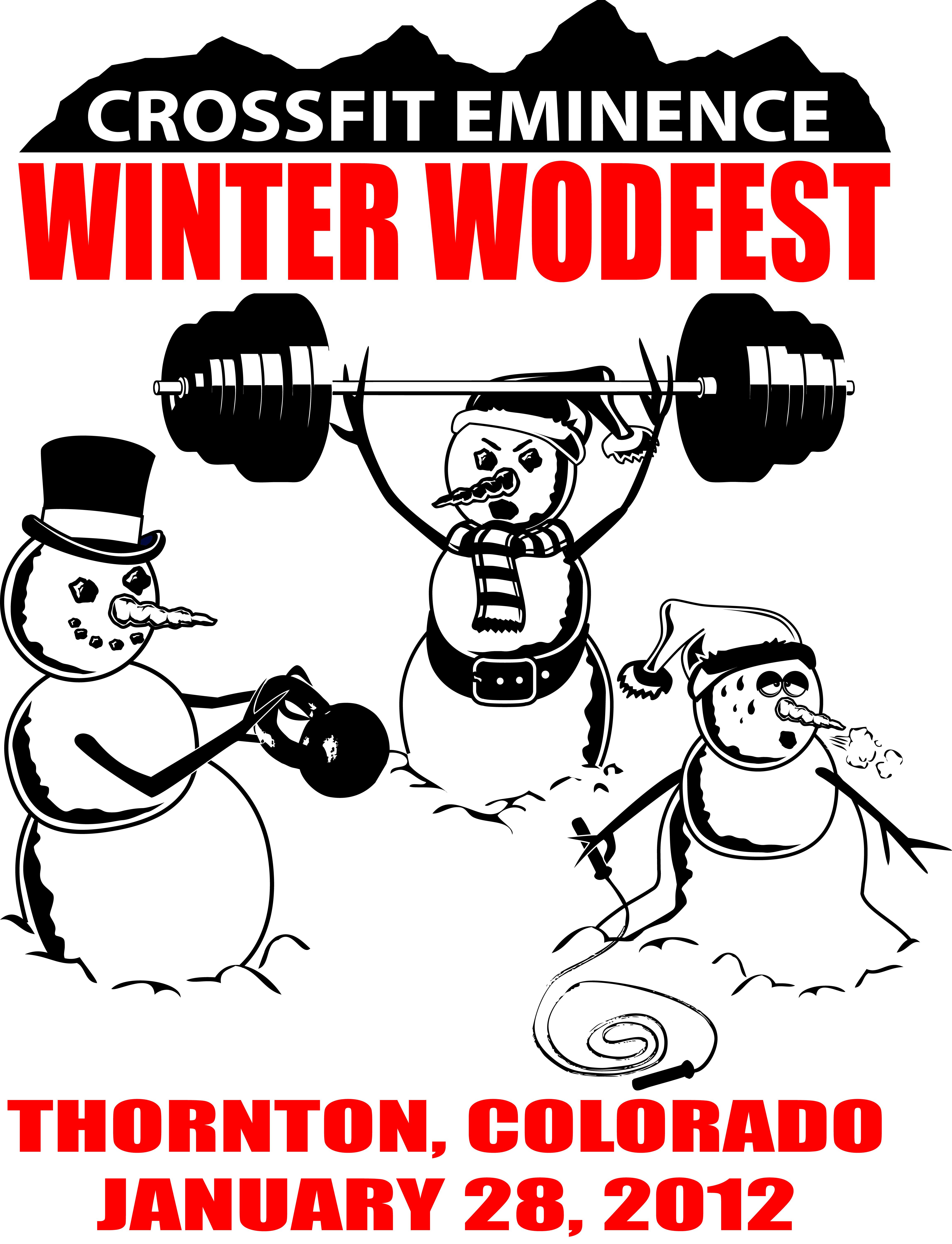 Winter WODFest