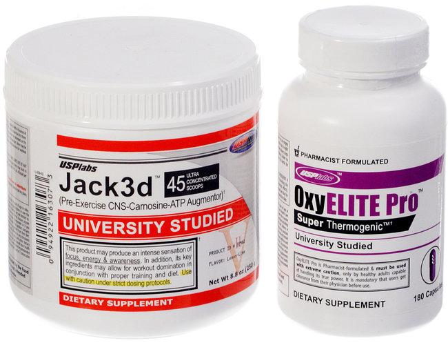 Jack3d OxyELITE Pro