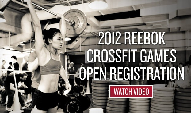 2012 CrossFit games prizes