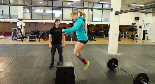 Annoe Thorisdottir Reebok CrossFit Open 12.3