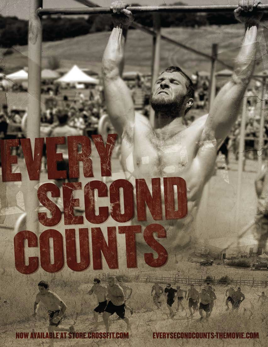 CrossFit Doco: Every Second Counts