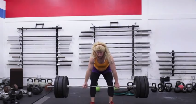 Sh*t CrossFit Girls Say