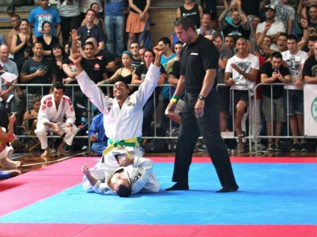 Thiago Braga World Professional Jiu Jitsu Championship