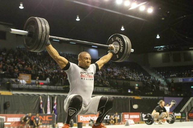 Australian Regionals CrossFit Games