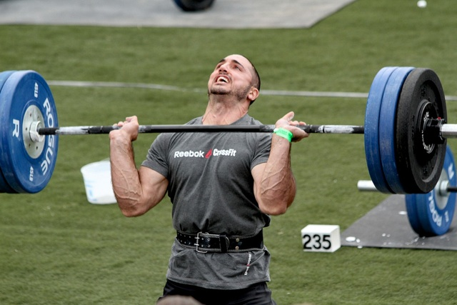 Jason Khalipa: CrossFIt Games