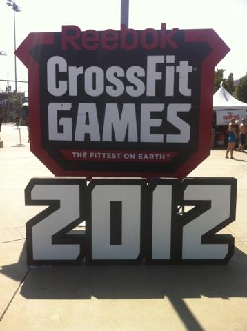 Crossfit Game 2012