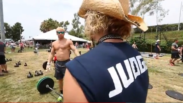 2012 CrossFit Games Behind the Scenes Day 2
