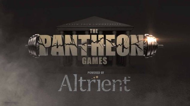 The Pantheon Games