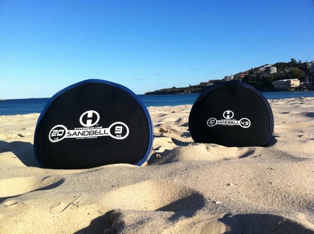 Hyperwear Sandbell Giveaway!