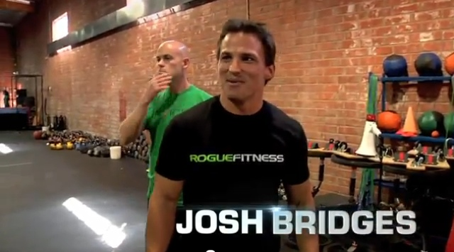 Josh Bridges Trains With Team USA