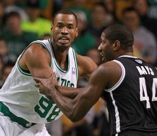 NBA Star Jason Collins