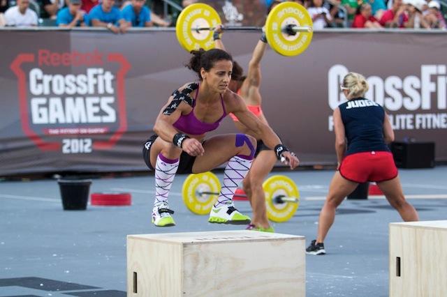 Cheryl Brost CrossFit Games