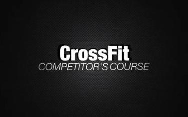 CrossFit COmpetitors course