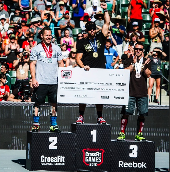 2013 CrossFit Games Champion?