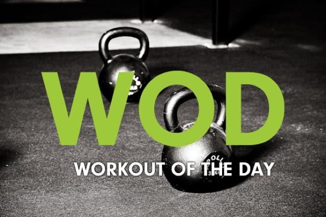 Toughest CrossFit WOD