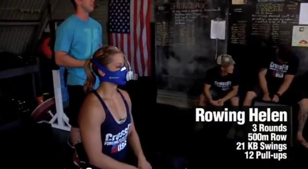 Rowing Helen