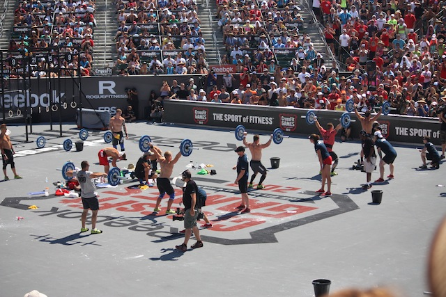 2013 CrossFit Games Rules