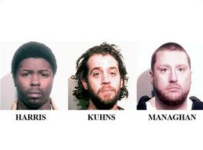 3 men arrested over Joe Lengel's Murder