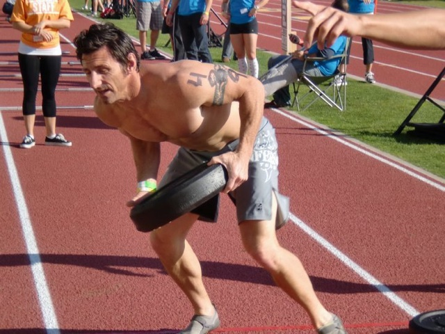 Bill Grundler at the 2010 Sectionals