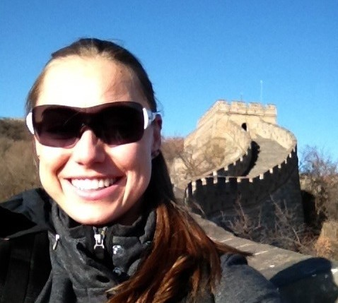 Katie Hogan Great Wall of China