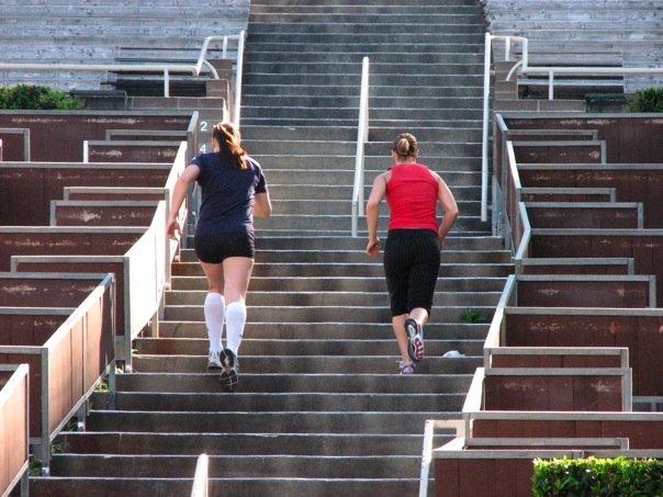 Katie Hogan and Rebecca Voigt 2009