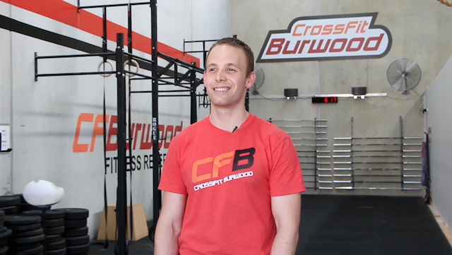 Nick Cook CrossFit Burwood