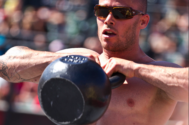 Chris Spealler Registers for the 2013 CrossFit Open